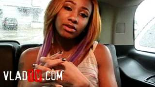 Exclusive: Diamond talks about her new deal & Crime Mob