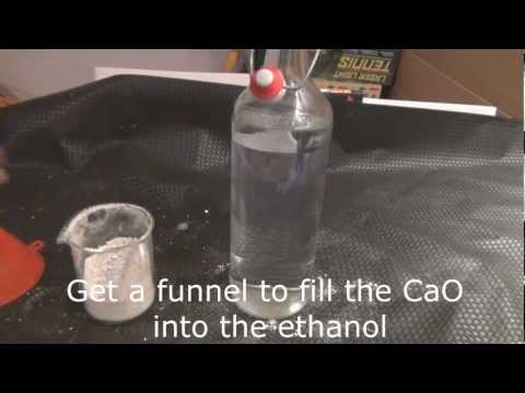 How To Dry Ethanol