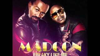 Madcon  - Freaky Like Me (feat. Ameerah) [Main Mix]