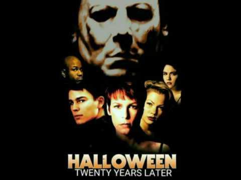 halloween h20 theme recreated cover - Halloween H20 Theme