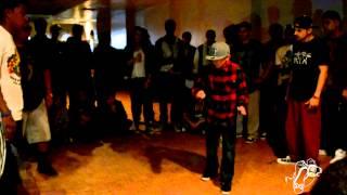 Smurf &amp Armani vs Soulbotics Krew Popping FSC 20th Anniv. #SXSTV