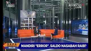 Download Dialog - Sistem Error, Bank Mandiri Pastikan Saldo Nasabah Aman (1) Mp3 and Videos
