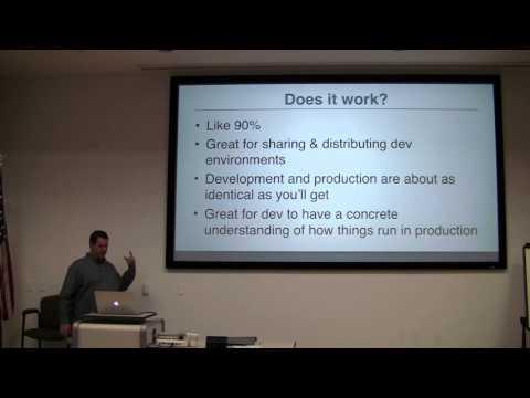 Building Development Environments with Docker