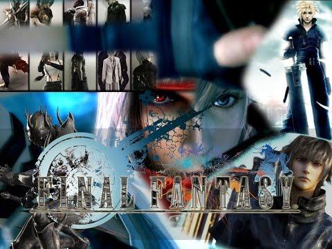 Just So You Know AMV - Final Fantasy AMV[ExBoz - All version]