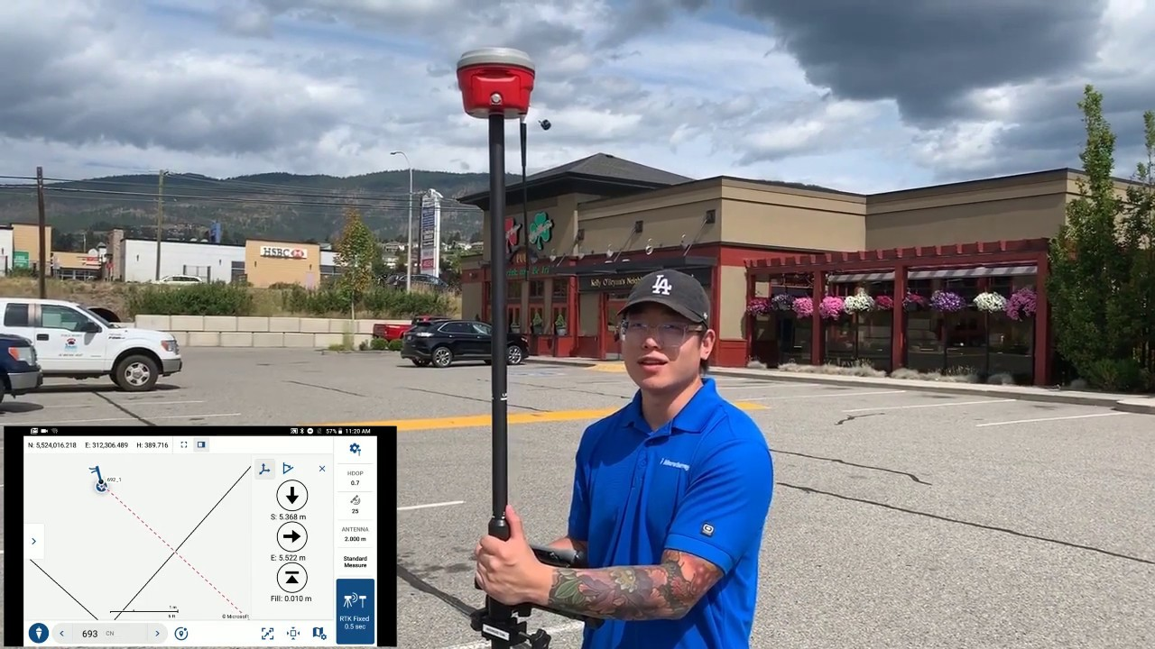 FieldGenius For Android | MicroSurvey Software
