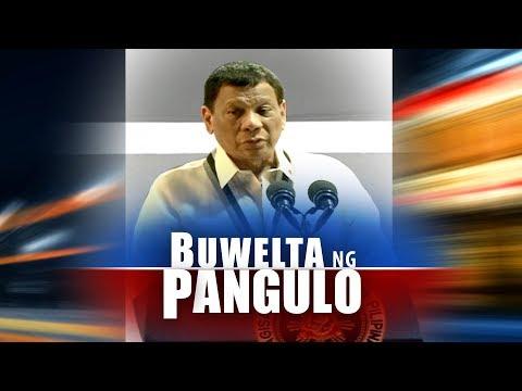 24 Oras: PRRD, binantaan ang mga nagsasabing puwede siyang ma-impeach ...