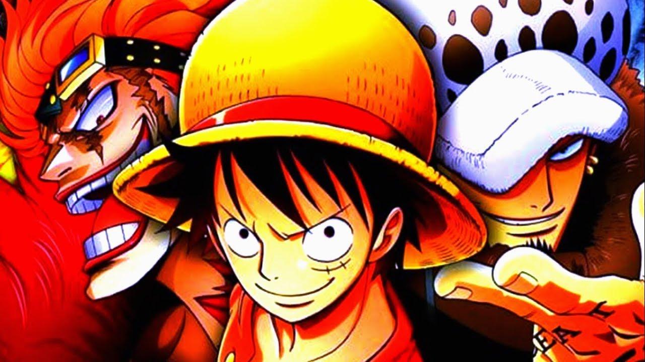 One Piece - Ultimate Supernova Alliance - YouTube