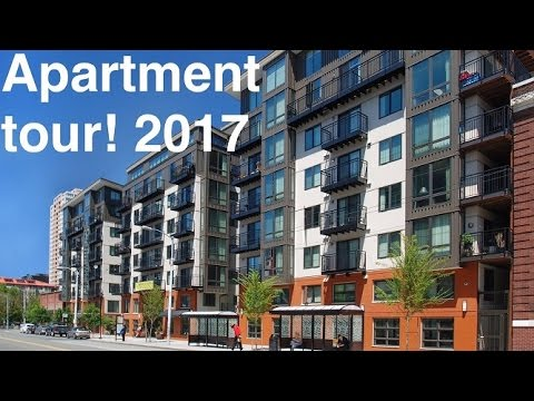Apartment Tour 2017!