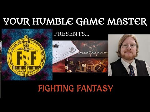 Fighting fantasy: Humble RPG Overview