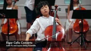 Amazing Children Orchestra Performs Elgar Cello Concerto