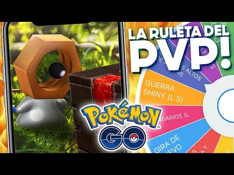LA RULETA DE PVP + CONSEGUIMOS A MELTAN SHINY✨!! | 1082 | POKEMON GO thumbnail
