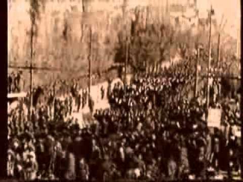 Atatürk'ün Cenaze Töreni ve Anıtkabir'e Nakledilmesi
