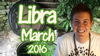 LIBRA March 2016 Horoscope | Astrology for Zodiac Sign Libra