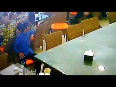 Pencurian tas ransel