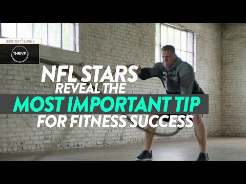 J. J. Watt's Secret To Getting In Shape