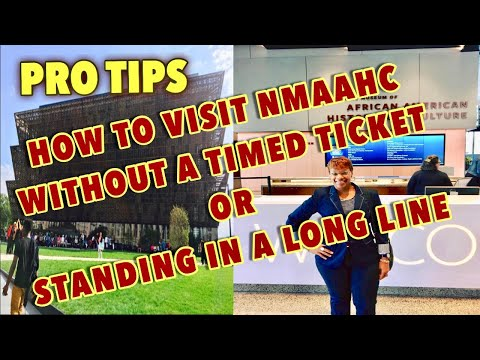 How To Visit The National Museum Of African American History And Culture With No Ticket Or Long Wait