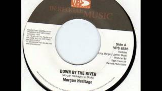 Morgan Heritage = Down By The River   YouTube