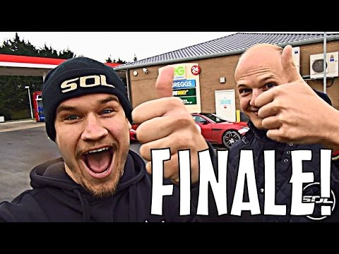 ECONOMY DRIVING CHALLENGE: EPIC FINALE!!!