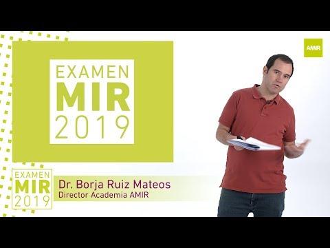 Vídeo Comentario Examen MIR Febrero 2019