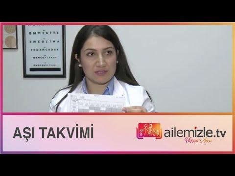 Sağlık Bakanlığı Aşı Takvimi