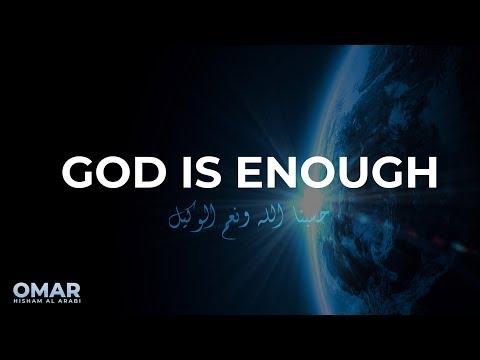 CONQUER YOUR FEAR NOW حسبنا الله ونعم الوكيل مكررة