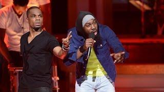 """Give me"" Kirk Franklin feat. Mali Music lyrics"