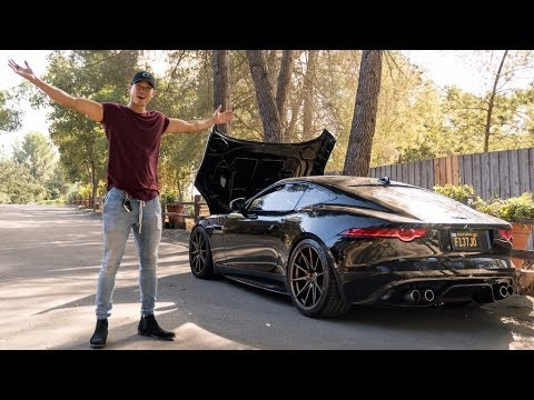 5 THINGS I LOVE ABOUT MY JAGUAR F-TYPE R