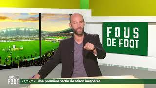 Fous de foot : le FC Nantes 5ème à la trêve