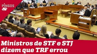 STF planta notícia contra TRF-4