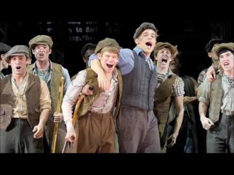 Newsies The Ultimate Broadway Fan Film Youtube