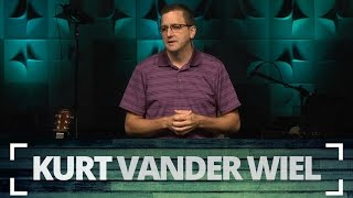 Reframing How I See Myself - Kurt Vander Wiel