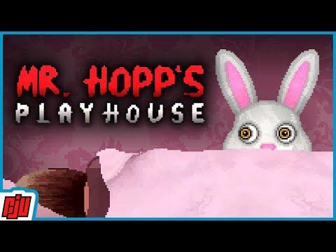Mr Hopp's Playhouse | Indie Horror Game | PC Gameplay Walkthrough