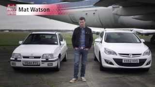 Vauxhall/ Opel Astra GTE vs Vauxhall/ Opel Astra Sports Tourer CDTI - Auto Express