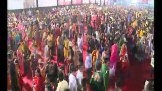 Falguni Pathak Raas Garba 2015 : Day 3 Live