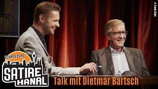 """Florian Schroeder im Talk mit Dietmar Bartsch: """"Wer braucht schon einen Oskar?"""""""