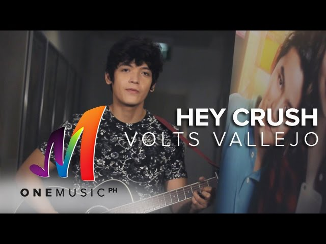Volts Vallejo Hey Crush Official Music Video Chords Chordify