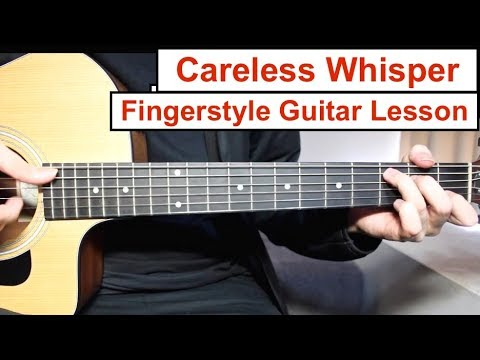 """Careless Whisper"" – George Michael 