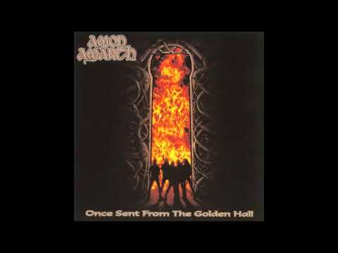 Amon Amarth - Once Sent From The Golden Hall |Full Album| 1997