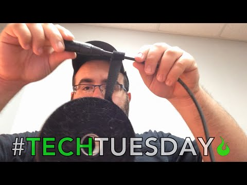 EP017: Cable Management QUICK TIP! - #AscensionTechTuesday