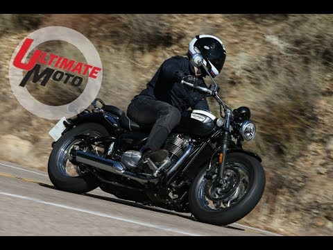 2018 Triumph Bonneville Speedmaster First Ride Review | Ultimate Motorcycling