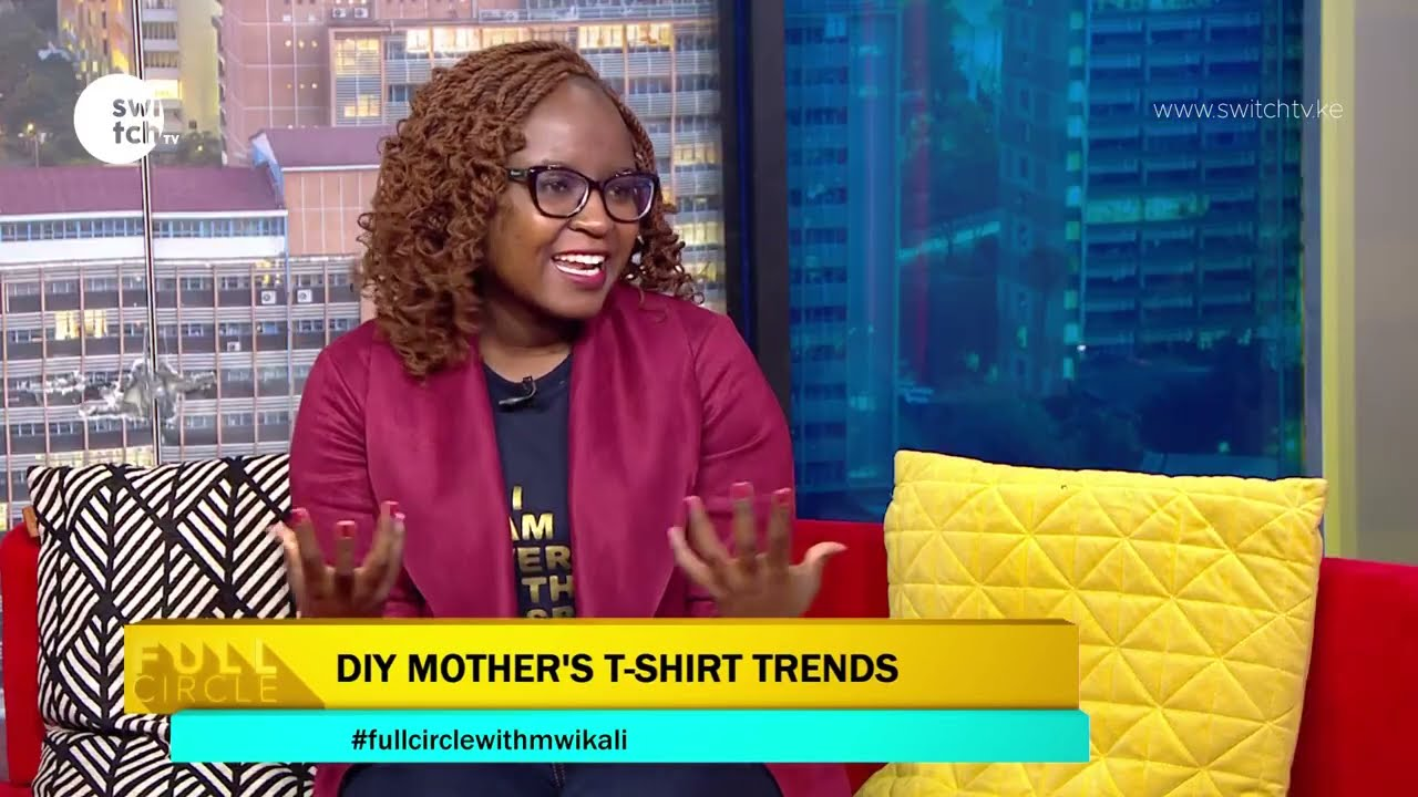 The business idea from God | DIY Mother T-Shirts trend #BeulahAdorn