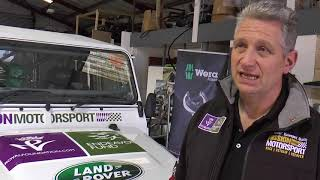 Mission Motorsport: The Company Using Motorsport to Help Veterans Recover and Rehabilite