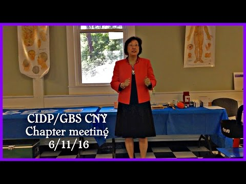 CIDP/GBS & Accupuncture