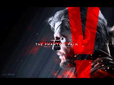 Metal Gear Solid V: The Phantom Pain Licenced Soundtrack: Thomas Dolby- She Blinded Me With Science