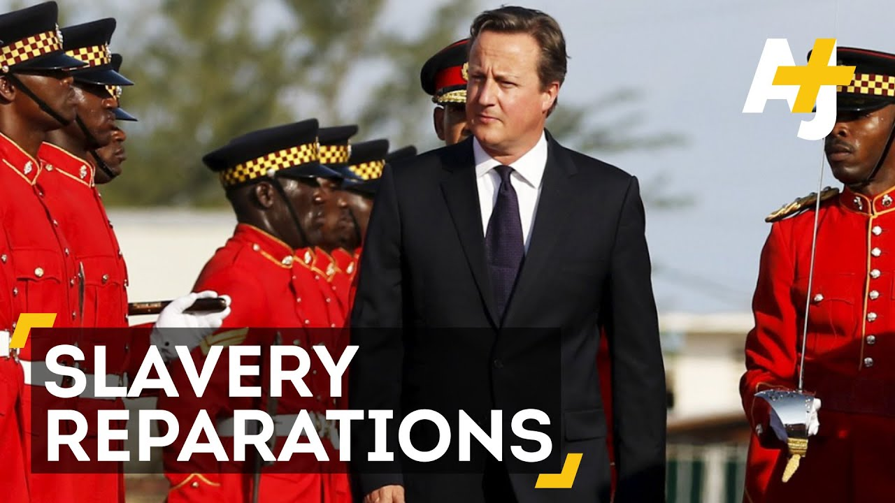 Slavery Reparations Dominate David Cameron's Jamaica Visit