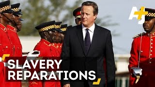 Slavery Reparations Dominate David Cameron's Jamaica Visit