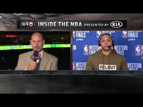 Inside the NBA: Eric Gordon Joins The Crew