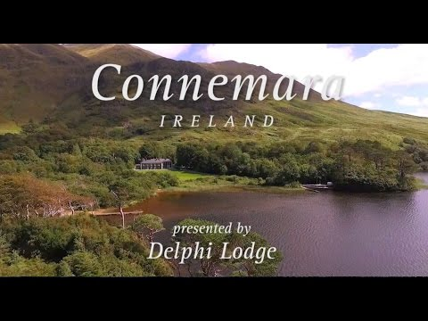 Connemara DVD Trailer Delphi Lodge Ireland