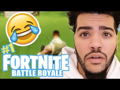 FORTNITE BATTLE ROYALE - FUNNY MONTAGE! 😂 TOP 5