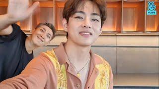 Eng Sub Bts V Taehyung Live Vlive 2021 07 24 Bts Vlive 2021 MP3